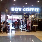 This is the Bo's at Robinson's Cybergate, off Osmena Circle