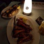 Foto de The Barat Perhentian Restaurant