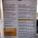9280 lunch menu