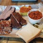 3 meats + 2 sides set meal