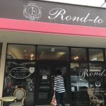Patisserie Rond-to Foto