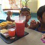 Foto de Kantok Restaurant at Burasari Resort