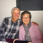 Grandparents of the children John & Val