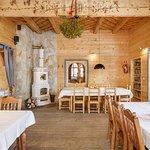 Wnętrza Restauracji Zakopiańskiej