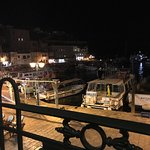 Magical stay in Hydra at Hotel Sophia! Views from the hotel and harbor area.