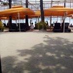 Beachfront Sun Beds