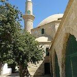 esterno Moschea