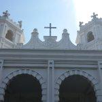 Church next door to the museum