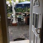 door from 212 to the patio