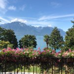Photo de Montreux Palace