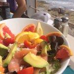 Salade exotique un régal