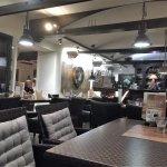 Restaurant - Innenraum (gegen 20:45 Uhr)