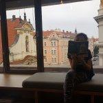President Hotel Prague Foto