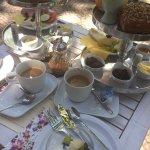 Frühstück im Senti Café am Turm
