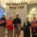 My mini group from Indonesia