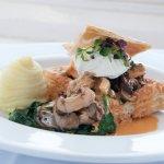 A sample from the tantalising A La Carte menu