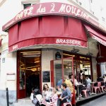 Cafe des 2 Moulins - featured in the movie Amelie