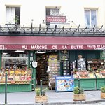 Shop featured in the movie Amelie