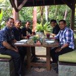 Restaurant Manager - Agus Supriadi (in Batik)