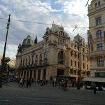 Foto de Hotel U Dvou Zlatych Klicu