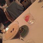 Dinner at Rick Stein's