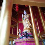 Statue of Goddess of Mercy or Kuan-Yin