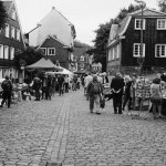 Flohmarkt in der Langenberger Altstadt