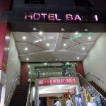 Exterior of Hotel Bansi