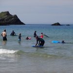 Porth Joke Beach (Crantock area) - Pic #7