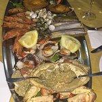 Increíble el marisco!!!!!! Os recomiendo que os acerquéis x este restaurante, como podéis ver la