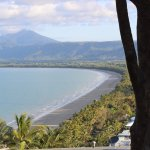 The beach at Port Douglas