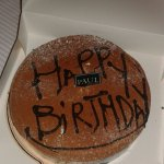The tastiest,creamiest,chocolatiest cake !
