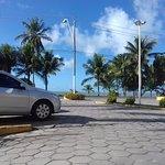 Entrada estacionamiento