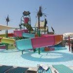 Bazén a tobogány pre najmenších
