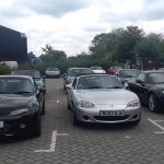 Great Mx5 owners club day out