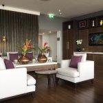 Executive Lounge - nice but ditch the Muzak