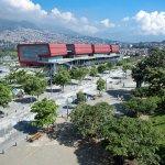 """El Parque Explora esta ubicado al lado de la estación """"Universidad"""" del Metro de Medellín"""