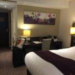 Foto de Premier Inn London Kings Cross Hotel