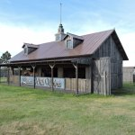 Photo of South Dakota's Original 1880 Town