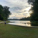 Back at the start - MacRitchie Reservoir Trail