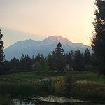 Vistas desde el campo de golf