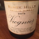 Bottles of wine are half price on Tuesdays - the Black Hills was lovely