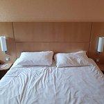 Lit double chambre