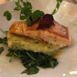 Marrakech Salmon (Signature Dish) - DELICIOUS!