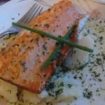 local trout