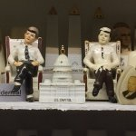 Salt & Pepper Shakers Presidential Theme