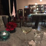 Chambers restaurant with chef Joseph O-excellent quality service ambiance.