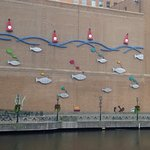 River Walk Art