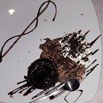 Great chocolate souffle...!!!