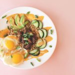 Kimchi & Bacon Fried Rice Bowl